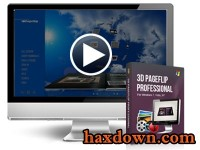 3D PageFlip Professional 1.7.7 Full + Crack