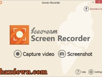 IceCream Screen Recorder 1.38 Full + Patch