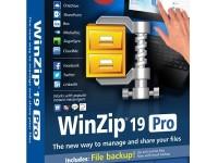 WinZip Pro 19.0 Build 11294 Full + Serial Key