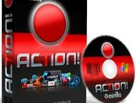 Mirillis Action! 1.25.3 Full + Serial Key