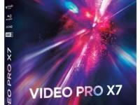 MAGIX Video Pro X7 14.0.0.143 Full + Crack