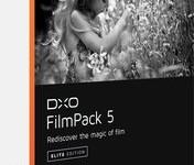 DxO FilmPack Elite 5.1.4 Full + Serial Key