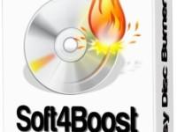 Soft4Boost Easy Disc Burner 3.8.9.237 Full + Keygen