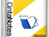 CintaNotes 2.9.3 Full + Keygen
