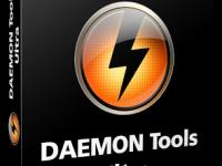 DAEMON Tools Ultra 4.0.0.423 Full + Crack