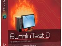 PassMark BurnInTest Pro 8.1 Build 1009 Full + Serial Key