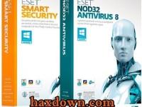 ESET NOD32 Antivirus / Smart Security 8.0.319.1 Full + Serial Key