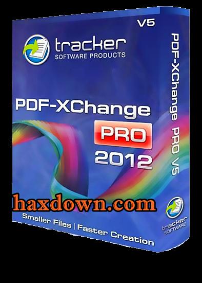 PDF-XChange 2012 Pro 5.5.315.0 Full + Serial Key - Haxdown