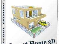 Sweet Home 3D 5.1 Full + Keygen
