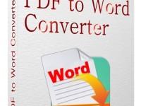 4Videosoft PDF to Word Converter 3.1.78 Full + Crack