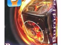 Burn4Free DVD Burning 9.0.0.0 Full + Serial Key