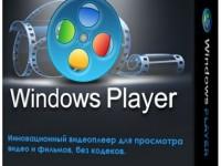 Windows Player 3.2.0.0 Full + Crack