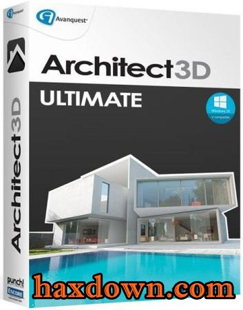 Avanquest architect 3d ultimate 18 0 full keygen - 3d home architect design deluxe 8 tutorial ...
