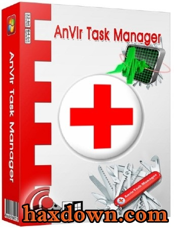 Anvir task manager pro serial