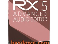 iZotope RX 5 Advanced Audio Editor 5.01.184 Full + Patch