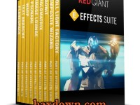 Red Giant Effects Suite 11.1.9 Full + Keygen
