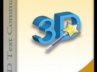 Insofta 3D Text Commander 4.0.0 Full + Crack