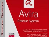 Avira Rescue System 08.09.2016 Full + Serial Key
