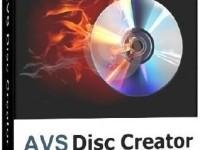 AVS Disc Creator 5.2.7.541 Full + Patch