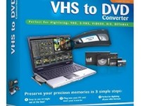 Avanquest VHS to DVD Converter 7.85 Full + Serial Key