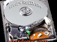 Handy Recovery 5.5 Full + Serial Key