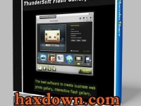 ThunderSoft Flash Gallery Creator 1.8.3 Full + Crack