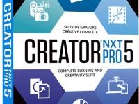 Roxio Creator NXT Pro 5 18.0.46.2 Full + Keygen