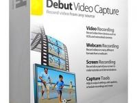 Debut Video Capture Pro 4.00 Full + Keygen