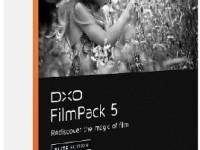 DxO FilmPack Elite 5.5.13 Build 558 Full + Patch