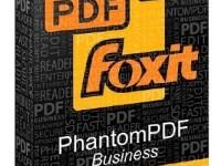Foxit PhantomPDF Business 8.3.2.25013 Full + Crack