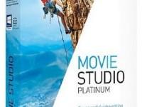 MAGIX VEGAS Movie Studio Platinum 14.0.0.122 Full + Crack