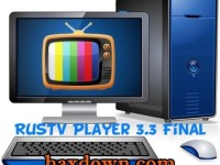 RusTV Player 3.3 Full + Crack