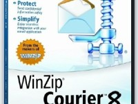 WinZip Courier 8.0 Full + Keygen
