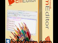 Emurasoft EmEditor Professional 17.5.0 Full + Serial Key
