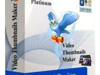 Video Thumbnails Maker Platinum 11.0.0.0 Full + Crack