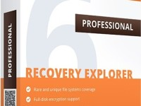 Recovery Explorer Professional 6.16.2 Full Version