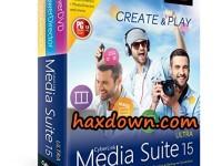 CyberLink Media Suite Ultra 15.0.1714.0 Full Version