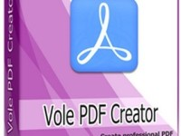 Vole PDF Creator Professional 3.76.8062 Full Version