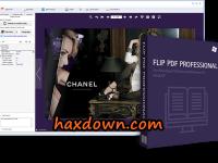 FlipBuilder Flip PDF Professional 2.4.9.19 Full + Crack