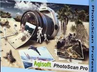 Agisoft PhotoScan Professional 1.4.3 Build 6488 Full + Crack