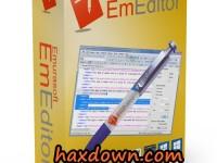 Emurasoft EmEditor Professional 18.0.9 Full + Keygen