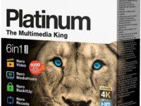 Nero Platinum 2019 Suite 20.0.06800 Full + Patch
