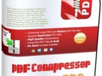 PDFZilla PDF Compressor Pro 5.2.0 Full + Serial Key