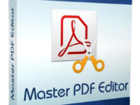 Master PDF Editor 5.3.22 Full + Patch