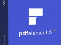 Wondershare PDFelement Professional 6.8.9.4186 Full + Crack