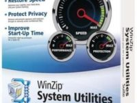 WinZip System Utilities Suite 3.6.0.20 Full Version