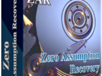 Zero Assumption Recovery 10.0 Build 1306 Technician Edition Full + Patch