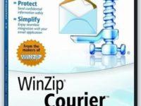 WinZip Courier 9.5 Full + Keygen