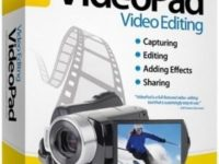 NCH VideoPad Video Editor Professional 6.32 Full + Crack