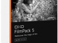 DxO FilmPack Elite 5.5.22 Build 592 Full + Crack